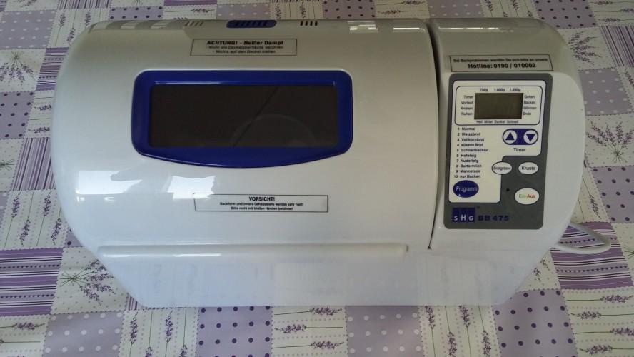 Brotback-Automat